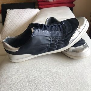Other - ZARA Men's Dark Blue Sneakers Size USA  11 Vietnam